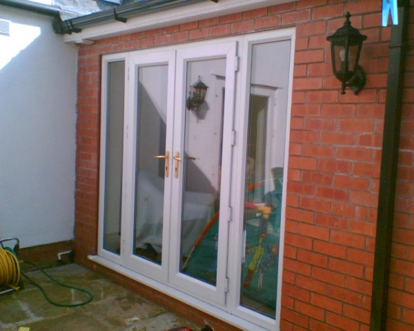 Back to gallery selection for Back door french doors